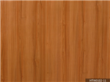 Maple matt woodgrain pvc film
