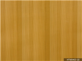 Oak matt woodgrain PVC decorative film