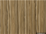 Applewood matt woodgrain  pvc foil